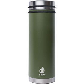 MIZU V7 Insulated Bottle with V-Lid 650ml, enduro army